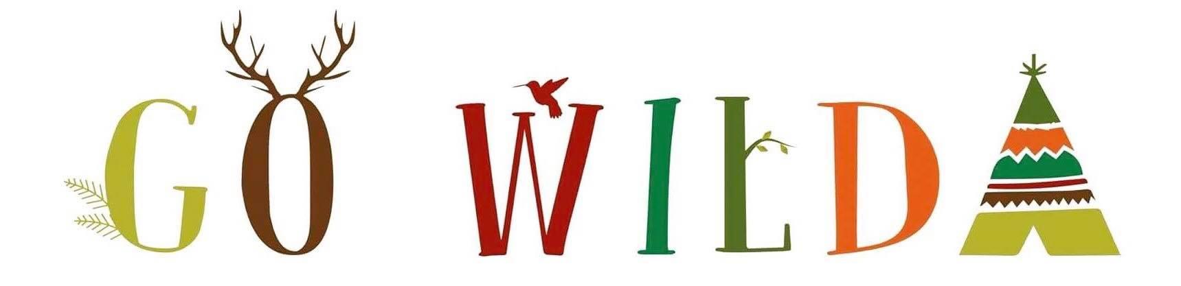 Go Wild! Logo